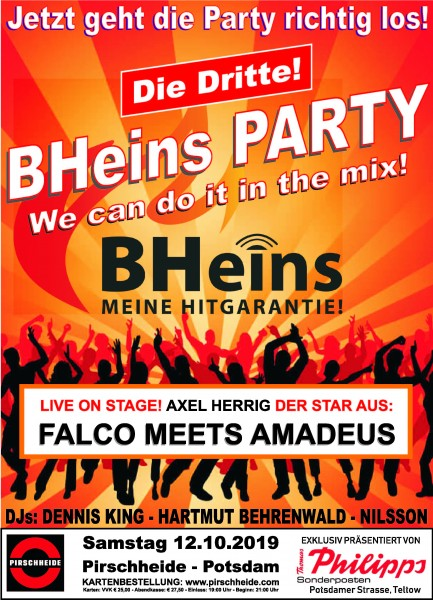 3. BHeins – Party