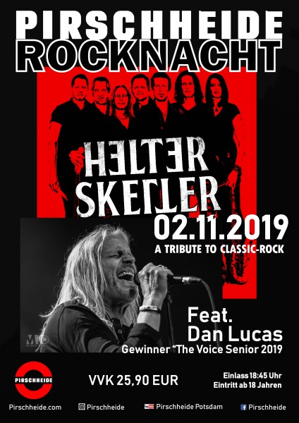 Helter Skelter – A Tribute to Classic – Rocknight - Konzert