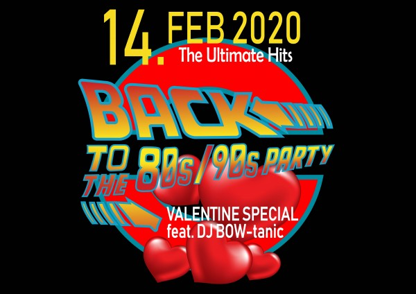 6. Back to the 80s/90s Party
